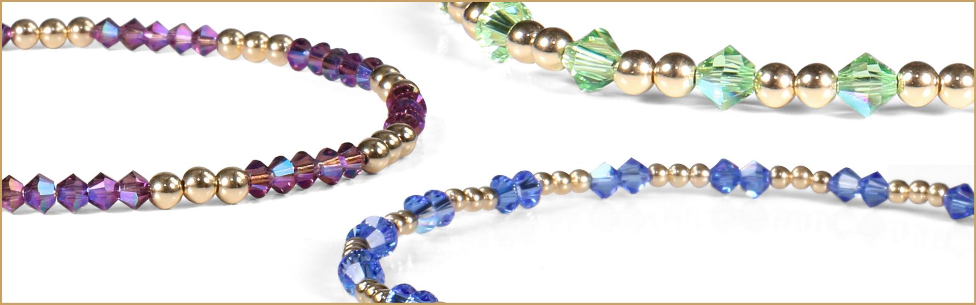 birthstone bracelets for her