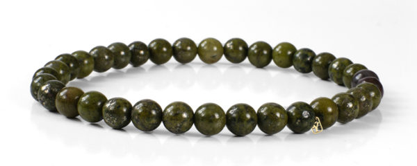 Chalcopyrite Gemstones Bracelet for him