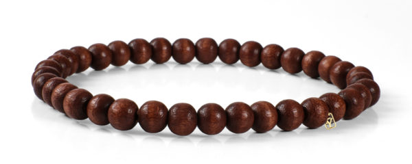 Euro Dark Wood Bracelet