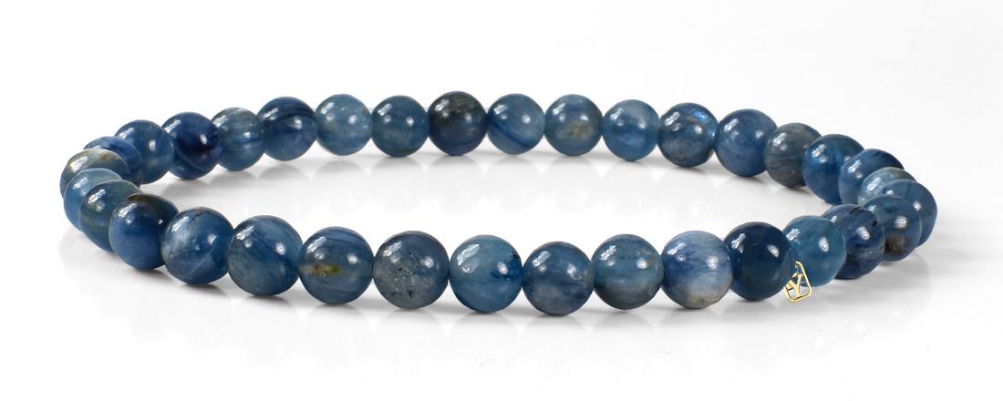 Blue Kyanite Gemstones Bracelet