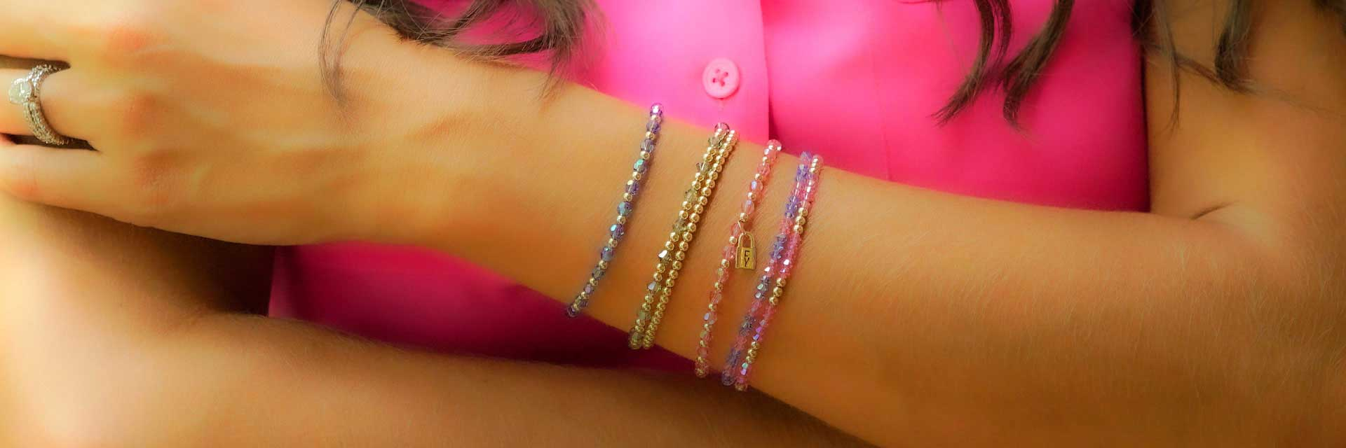 Bracelets for her and for him